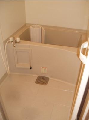 【浴室】プライムタワー阿倍野40