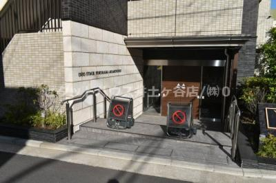 【エントランス】デュオステージ横濱赤門通り