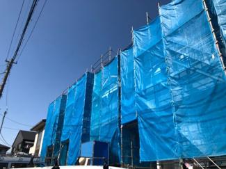 【外観】柏市増尾台二丁目 新築戸建