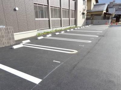 【駐車場】メゾン・ド・ブラン