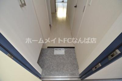 【玄関】ALZA立売堀 203