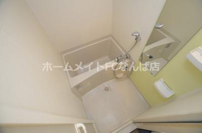 【浴室】ALZA立売堀 203