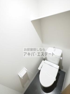 【トイレ】ラウレアお花茶屋(ラウレアオハナヂャヤ)