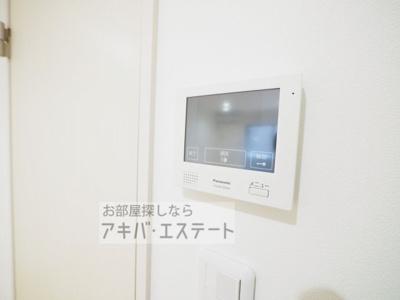 【セキュリティ】ラウレアお花茶屋(ラウレアオハナヂャヤ)