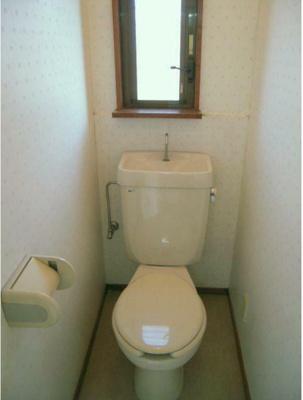 【トイレ】メゾンロベリア