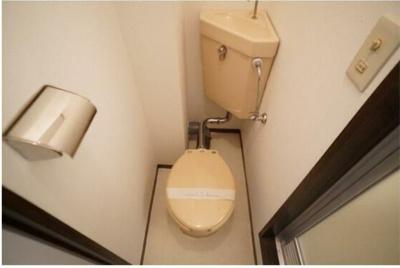 【トイレ】みどりハイム