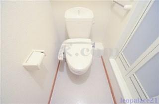【トイレ】レオパレスシェ ヴー(40757-202)