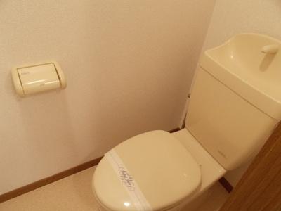 【トイレ】グランアルブルA