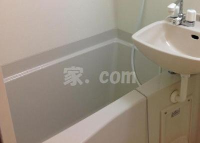 【浴室】レオパレスエクレールⅡ(47824-201)