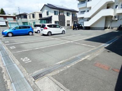 【駐車場】国府台レジデン