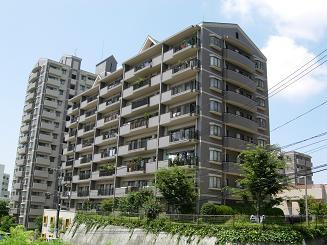 【外観】パークハウス東山公園壱番館