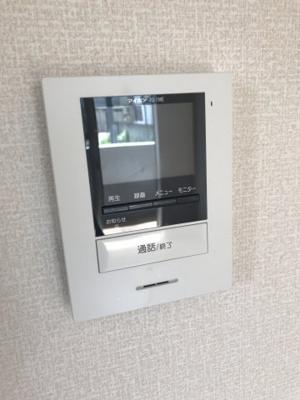 【セキュリティ】メゾン・ベルグ
