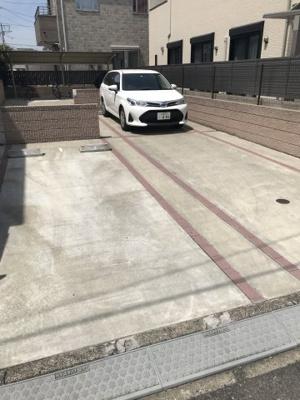 【駐車場】メゾン・ベルグ