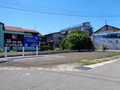 【外観】鷹ノ巣駅前駐車場
