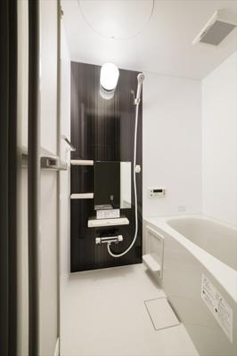 【浴室】ラ・フロレゾン草加