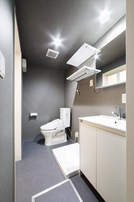 【トイレ】ラ・フロレゾン草加