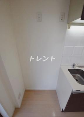 【キッチン】セントパレス西片