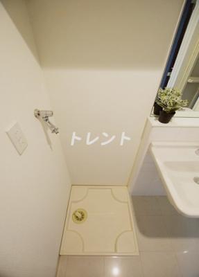 【洗面所】セントパレス西片