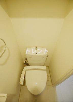 【トイレ】セントパレス西片