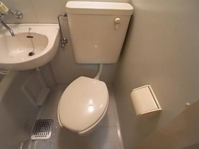 【トイレ】グランデ・エスト緑が丘