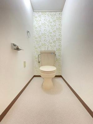 【トイレ】ハピネス