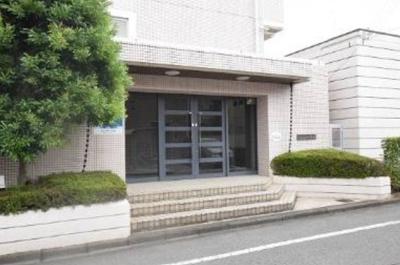 【エントランス】ベルコート町田