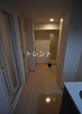 【玄関】ガーラ芝御成門