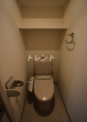 【トイレ】ガーラ芝御成門