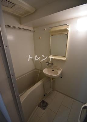 【浴室】ガーラ芝御成門