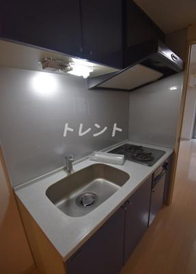 【キッチン】ガーラ芝御成門