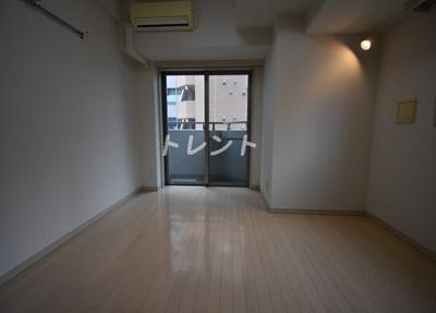 【居間・リビング】ガーラ芝御成門