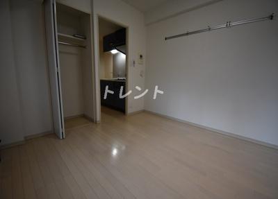 【寝室】ガーラ芝御成門