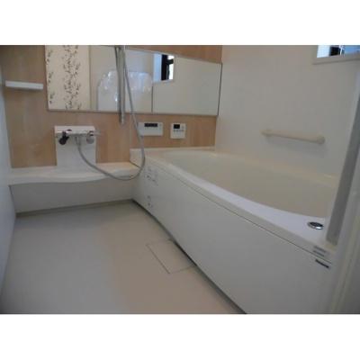 【浴室】左京区下鴨蓼倉町 新築戸建て