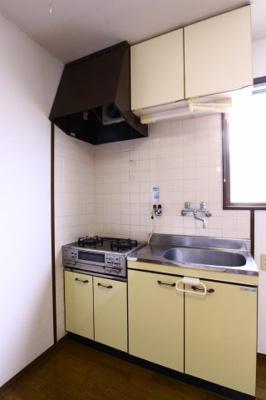 【キッチン】リバーサイド塩屋