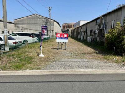 【外観】東大阪市宝町 売地