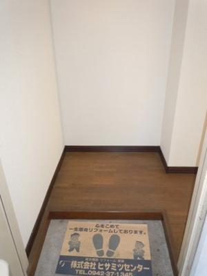 【玄関】ガーネットハイツ