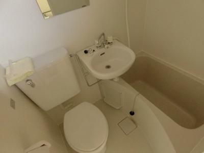 【トイレ】クレスト大和東
