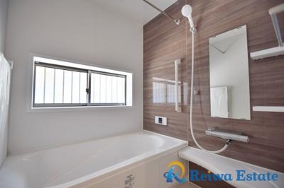 【浴室】新築戸建 鵠沼松が岡1丁目