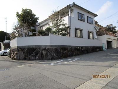 【外観】神戸市垂水区神陵台8丁目  中古戸建