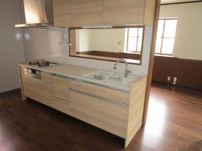 【キッチン】神戸市垂水区神陵台8丁目  中古戸建