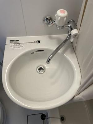 【洗面所】村井マンション