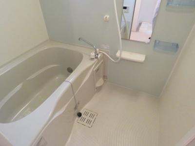 【浴室】メゾン・ロザージュ