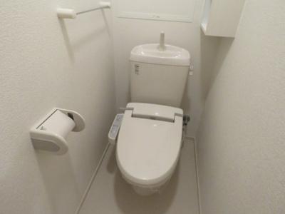 【トイレ】メゾン・ロザージュ