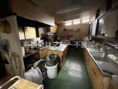 【キッチン】新町店舗C