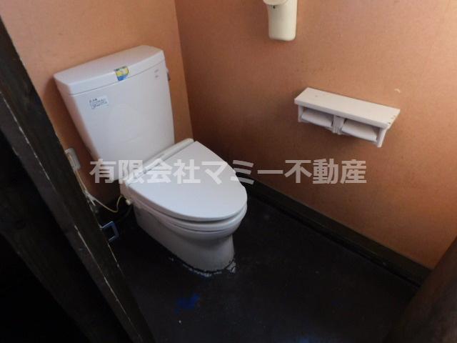 【トイレ】菰野町宿野店舗A