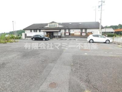 【外観】菰野町宿野店舗A