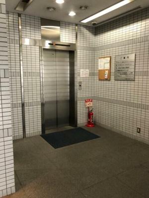 【エントランス】京急鶴見駅徒歩5分 貸事務所