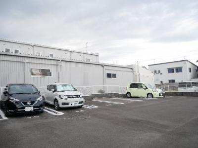 【駐車場】グランメールナカダ