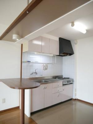 【キッチン】グランメールナカダ
