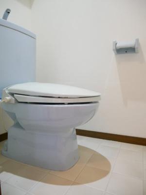 【トイレ】グランメールナカダ